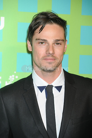 Jay Ryan at The CW Network's 2012 Upfront at New York City Center on May 17, 2012 in New York City. . Credit: Dennis Van Tine/MediaPunch