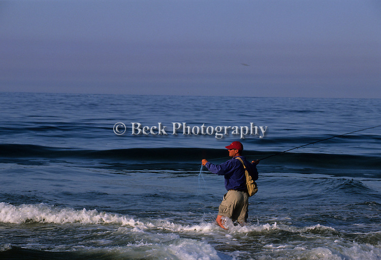 TODD MURPHY FLY FISHING ON CAPE COD