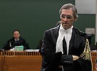 Processo  contro la presunta compravendita dei senatori <br /> noccolo ghedini