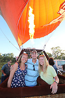 20150417 17 April Hot Air Balloon Cairns