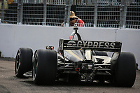 #5 JAMES HINCHCLIFFE (CAN) ARROWS SCMIDT PETERSON MOTORSPORTS (USA) HONDA