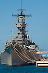 USS Battleship Missouri, Pearl Harbor, Oahu, Hawaii