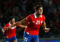 Seleccion Chilena 2014 Chile vs Costa Rica