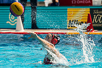 WRIGHT Emma CAN<br /> ITA (white cap) -  CAN (blue cap)<br /> Water Polo<br /> Day03  16/07/2017 <br /> XVII FINA World Championships Aquatics<br /> Alfred Hajos Complex Margaret Island  <br /> Budapest Hungary July 15th - 30th 2017 <br /> Photo @ Deepbluemedia/Insidefoto