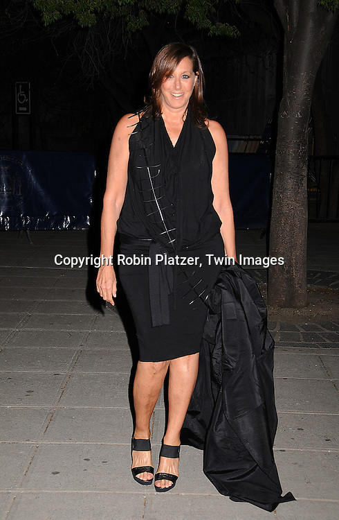 Donna Karan..arriving at The Vanity Fair Party ot open The 2008 Tribeca Film Festival on April 22, 2008 at The State Supreme Court House in New York City. ....Robin Platzer, Twin Images