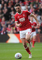 Nottingham Forest's Ben Brereton<br /> <br /> Photographer Mick Walker/CameraSport<br /> <br /> The EFL Sky Bet Championship - Nottingham Forest v Derby County - Sunday 11th March 2018 - The City Ground - Nottingham<br /> <br /> World Copyright &copy; 2018 CameraSport. All rights reserved. 43 Linden Ave. Countesthorpe. Leicester. England. LE8 5PG - Tel: +44 (0) 116 277 4147 - admin@camerasport.com - www.camerasport.com