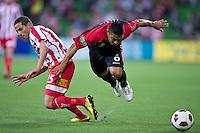 A-League - 2010 - Rd15 - Melbourne Heart v Adelaide United