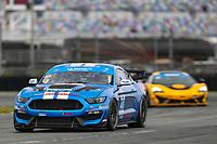 #40 PF Racing Ford Mustang GT4, GS: James Pesek