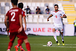 Morteza Pouraliganji of Iran runs with the ball during the AFC Asian Cup UAE 2019 Group D match between Vietnam (VIE) and I.R. Iran (IRN) at Al Nahyan Stadium on 12 January 2019 in Abu Dhabi, United Arab Emirates. Photo by Marcio Rodrigo Machado / Power Sport Images