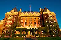 The Empress Hotel,  Canada, Victoria, British Columbia