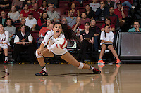 Stanford Volleyball W vs UCLA, November 12, 2016