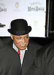 James Earl Jones star of Driving Miss Daisy attends Opening Night of Broadway's Driving Miss Daisy on October 25, 2010 and the after party at the Plaza, New York City, New York. (Photo by Sue Coflin/Max Photos)
