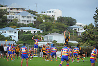 150404 Wellington Club Rugby - Wellington Axemen v Tawa
