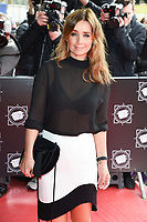 Louise Redknap<br /> arrives for the T.R.I.C. Awards 2017 at the Grosvenor House Hotel, Mayfair, London.<br /> <br /> <br /> ©Ash Knotek  D3240  14/03/2017