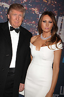Donald Trump Melania Trump 2015<br /> Photo By John Barrett/PHOTOlink