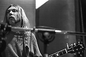 Duane Allman in Macon, Georgia 1969<br /> Photo Credit: Baron Wolman\AtlasIcons.com