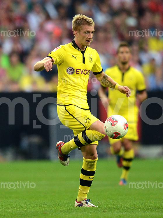 FUSSBALL   1. BUNDESLIGA   SAISON 2012/2013   SUPERCUP FC Bayern Muenchen - Borussia Dortmund            12.08.2012 Marco Reuss (Borussia Dortmund)