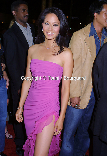 Lucy liu arriving at the premiere of: Ballistic:Ecks Vs. Sever at the Cinerama Dome in Los Angeles. September 18, 2002.           -            LiuLucy02.jpg