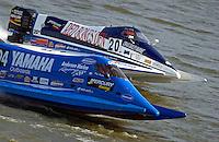 #94 and #20        (Champ/Formula 1)