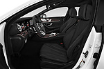 Front seat view of a 2019 Mercedes Benz CLS-Coupe CLS450 4 Door Sedan front seat car photos