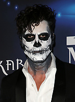 LOS ANGELES, CA - OCTOBER 21: Maksim Chmerkovskiy, at 2017 MAXIM Halloween Party at LA Center Studios in Los Angeles, California on October 21, 2017. Credit: Faye Sadou/MediaPunch /NortePhoto.com