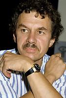Yves Beauchemin, circa 1987<br /> photo (c) P Roussel -  Images Distribution