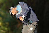 February 18, 2017: Saith Teegala during the third round of the 2017 Genesis Open played at Riviera Country Club in Pacific Palisades, CA.