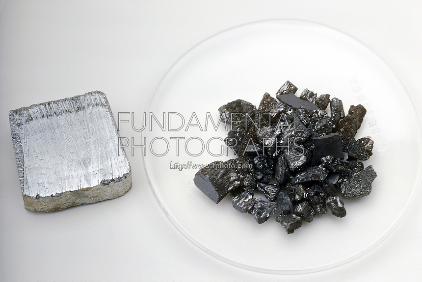 ANTIMONY AND ARSENIC<br />