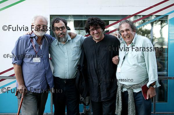 Goffredo Fofi; Franco Maresco; Daniele Ciprì; Tatti Sanguineti