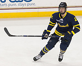 Ryan Cook (Merrimack - 2) - The visiting Merrimack College Warriors defeated the Boston College Eagles 6 - 3 (EN) on Friday, February 10, 2017, at Kelley Rink in Conte Forum in Chestnut Hill, Massachusetts.