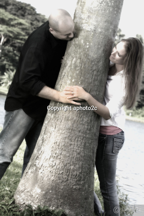 Engagement Photos of Ryan and Kristen