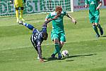 11.01.2019, Bidvest Stadion, Braampark, Johannesburg, RSA, FSP, SV Werder Bremen (GER) vs Bidvest Wits FC (ZA)<br /> <br /> im Bild / picture shows <br /> <br /> Joshua Sargent (Werder Bremen #19)<br /> Motufa Gift<br /> Foto © nordphoto / Kokenge