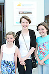 Ciara McGrogan, Ruth Birch and Emma Gaffney at the KidKast Summer Show in The TLT...Photo NEWSFILE/Jenny Matthews.(Photo credit should read Jenny Matthews/NEWSFILE)....This Picture has been sent you under the condtions enclosed by:.Newsfile Ltd..The Studio,.Millmount Abbey,.Drogheda,.Co Meath..Ireland..Tel: +353(0)41-9871240.Fax: +353(0)41-9871260.GSM: +353(0)86-2500958.email: pictures@newsfile.ie.www.newsfile.ie.FTP: 193.120.102.198.