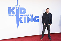 "Joe Cornish<br /> arriving for the premiere of ""The Kiid who would be King"" at the Odeon Luxe cinema, Leicester Square, London<br /> <br /> ©Ash Knotek  D3476  03/02/2019"