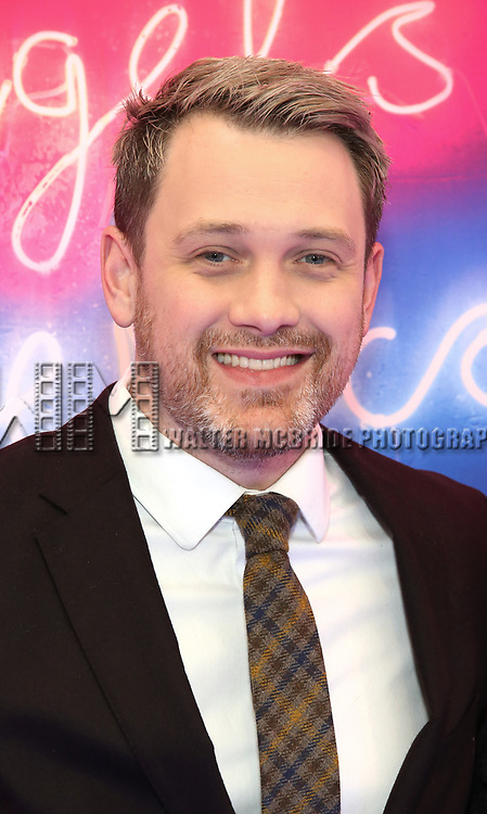"Michael Arden attends the Broadway Opening Night Arrivals for ""Angels In America"" - Part One and Part Two at the Neil Simon Theatre on March 25, 2018 in New York City."