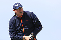 Gary Cullen (Portmarnock Links) on the 10th tee during the Flogas Irish Amateur Open Championship 2019 at the Co.Sligo Golf Club, Rosses Point, Sligo, Ireland. 15/05/19<br /> <br /> Picture: Thos Caffrey / Golffile<br /> <br /> All photos usage must carry mandatory copyright credit (© Golffile | Thos Caffrey)