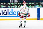 Stockholm 2014-09-27 Ishockey Hockeyallsvenskan AIK - Mora IK :  <br /> Moras Jerry Pollastrone jublar efter sin reducering till 1-2<br /> (Foto: Kenta J&ouml;nsson) Nyckelord:  AIK Gnaget Hockeyallsvenskan Allsvenskan Hovet Johanneshovs Isstadion Mora MIK jubel gl&auml;dje lycka glad happy