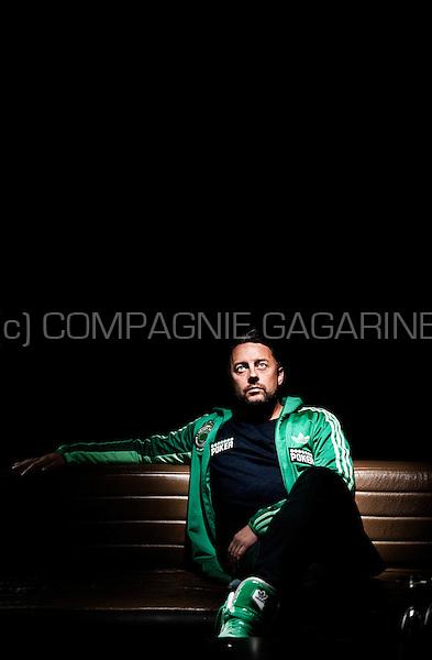 Former Belgian football player Daniel Camus (Belgium, 11/06/2013)