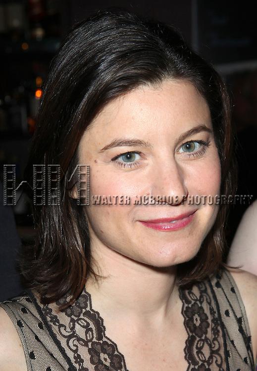 Susan Pourfar.attending the New York Drama Critics' Circle Awards at Angus McIndoe in New York City on 5/14/2012.