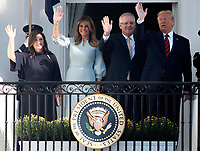 President and Mrs. Trump Welcome Prime Minister and Mrs. Morrison of Australia