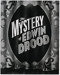 Theatre Marquee Poster for the Broadway Opening Night Performance Curtain Call for 'The Mystery of Edwin Drood' at Studio 54 in New York City on 11/13/2012