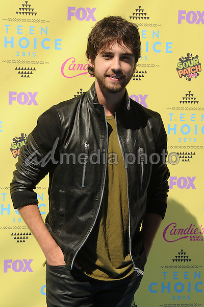 16 August 2015 - Los Angeles, California - David Lambert. Teen Choice Awards 2015 - Arrivals held at the USC Galen Center. Photo Credit: Byron Purvis/AdMedia