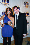 DANA STANLEY, RICHARD KIND. Arrivals to the 20th Annual Night of 100 Stars Oscar Viewing Gala at the Beverly Hills Hotel. Beverly Hills, CA, USA. March 7, 2010.