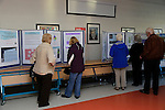 East meath local area plan went on display in Collaiste on Inse with members of Meath Co Council there to answer questions for members of the public.<br /> Picture Fran Caffrey www.newsfile.ie