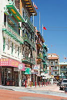 Waverly Place in Chinatown, San Francisco, California, USA, North America