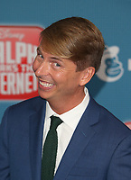 HOLLYWOOD, CA - NOVEMBER 5: Jack McBrayer, at Premiere Of Disney's &quot;Ralph Breaks The Internet&quot; at The El Capitan Theatre in Hollywood, California on November 5, 2018. <br /> CAP/MPI/FS<br /> &copy;FS/MPI/Capital Pictures