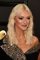 LOS ANGELES - JAN 26:  Zanna Roberts Rassi at the 62nd Grammy Awards at the Staples Center on January 26, 2020 in Los Angeles, CA