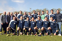 Witham Galacticos vs Valley Green 01-05-16