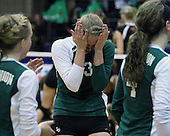 Lake Orion vs Rockford, Varsity Volleyball, 11/19/11
