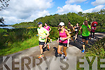 Jayne Kearney who took part in the Killarney Women's Mini Marathon on Saturday last.